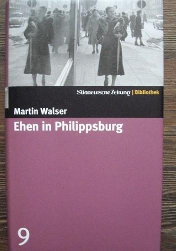 Okładka książki Ehen in Philippsburg