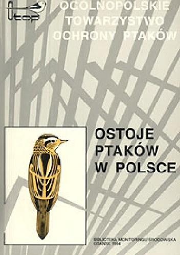 Okładka książki Ostoje ptaków w Polsce