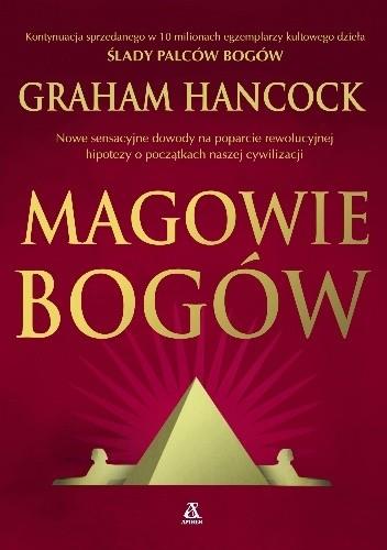 Okładka książki Magowie bogów