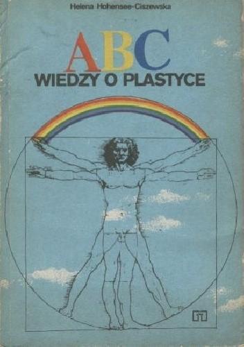 Okładka książki ABC wiedzy o plastyce