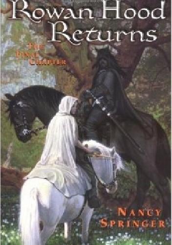 Okładka książki Rowan Hood Returns