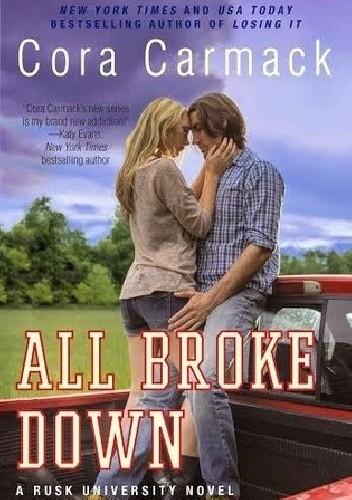 Okładka książki All Broke Down