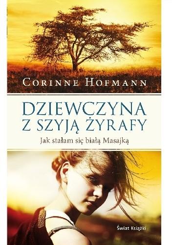 Okładka książki Dziewczyna z szyją żyrafy