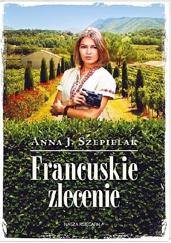 Okładka książki Francuskie zlecenie