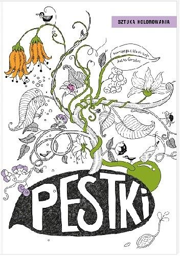 Okładka książki Pestki