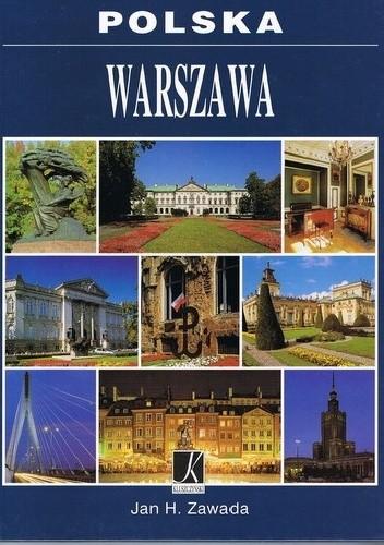 Okładka książki Polska. Warszawa