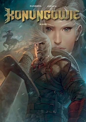 Okładka książki Konungowie - 3 - Kara