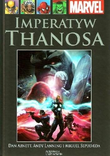 Okładka książki Imperatyw Thanosa