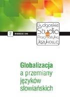 Globalizacja a przemiany języków słowiańskich