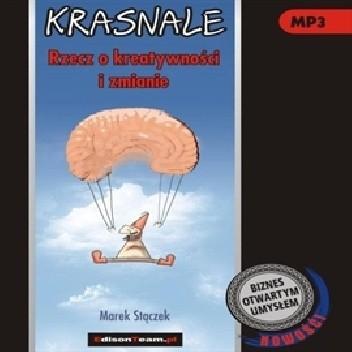 Okładka książki Krasnale. Rzecz o kreatywności i zmianie