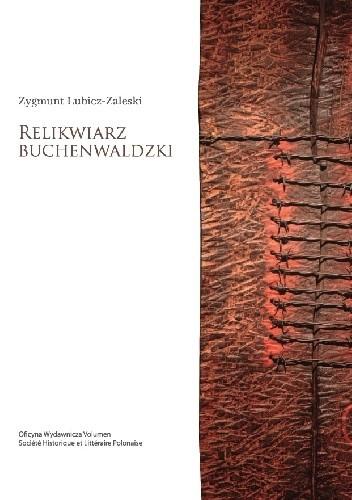 Okładka książki Relikwiarz Buchenwaldzki