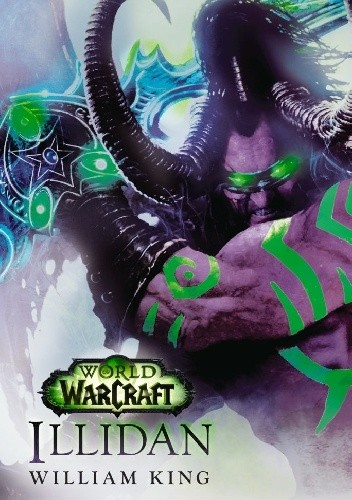 Okładka książki World of Warcraft: Illidan