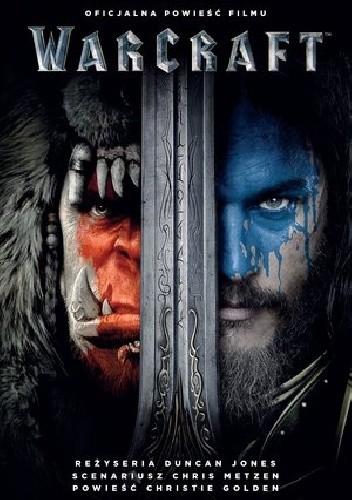 Okładka książki Warcraft. Oficjalna powieść filmu