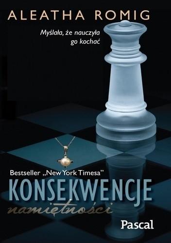 Okładka książki Konsekwencje namiętności