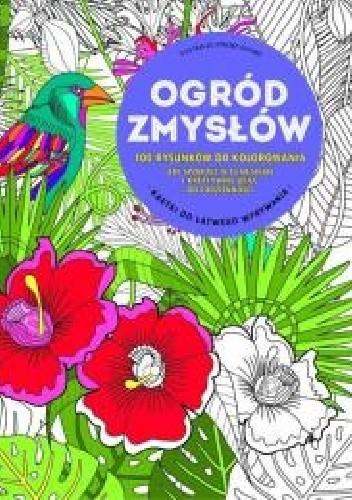 Okładka książki Ogród zmysłów