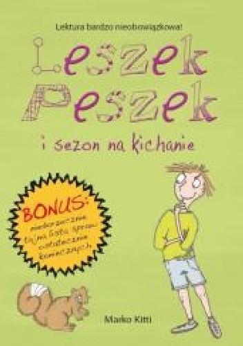 Okładka książki Leszek Peszek i sezon na kichanie
