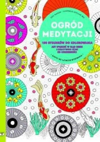 Okładka książki Ogród medytacji
