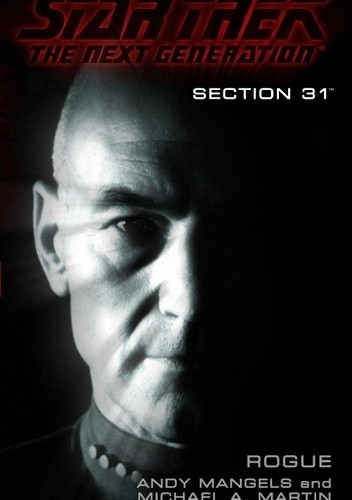Okładka książki Rogue: Section 31