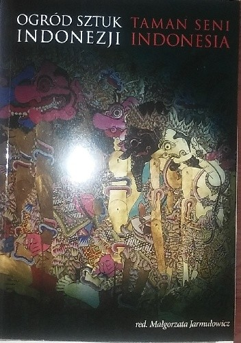 Okładka książki Ogród sztuk Indonezji