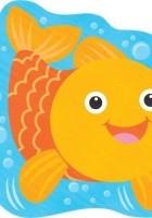 Wesoła rybka. Zabawa w kąpieli