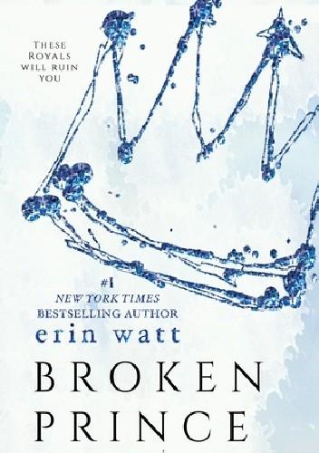 Okładka książki Broken Prince