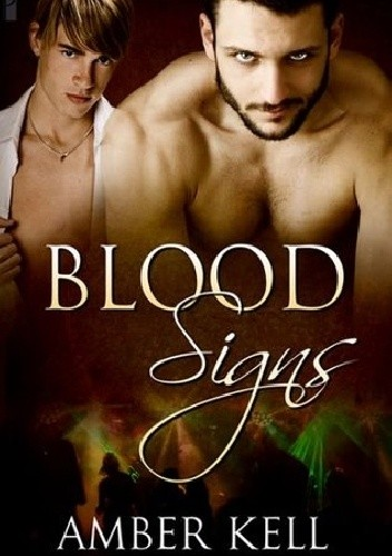 Okładka książki Blood Signs