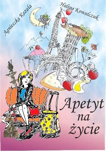 Okładka książki Apetyt na życie