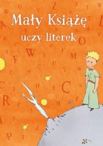 Okładka książki Mały Książę uczy literek