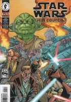 Star Wars: Jedi Council - Acts of War #4