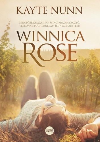 Okładka książki Winnica Rose