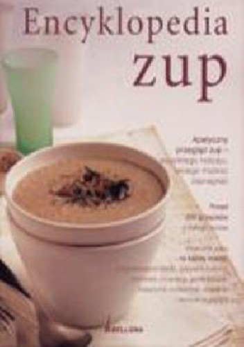 Okładka książki Encyklopedia zup