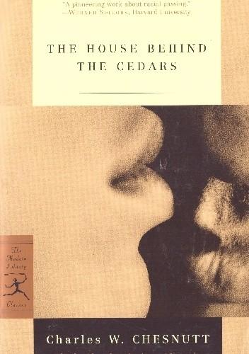 Okładka książki The House Behind the Cedars