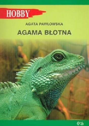 Okładka książki Agama błotna