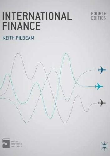 Okładka książki International Finance (Fourth Edition)