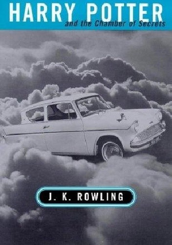 Okładka książki Harry Potter and the Chamber of Secrets