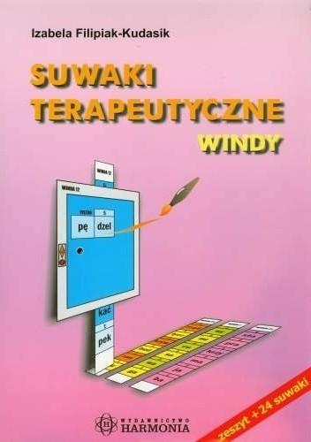 Okładka książki Suwaki terapeutyczne. Windy