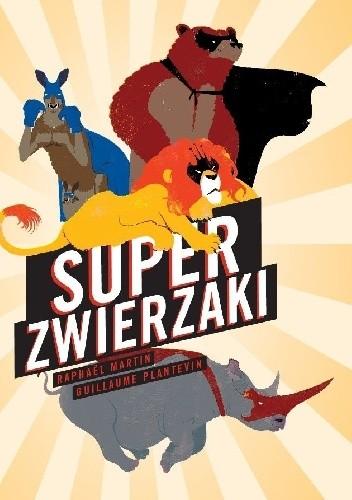 Okładka książki Super zwierzaki