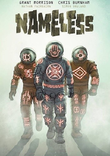 Okładka książki Nameless