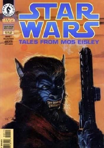Okładka książki Star Wars: Tales From Mos Eisley