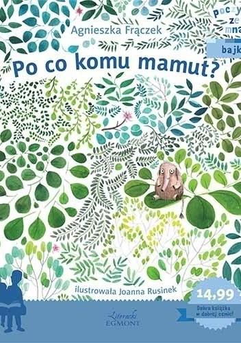 Okładka książki Po co komu mamut?