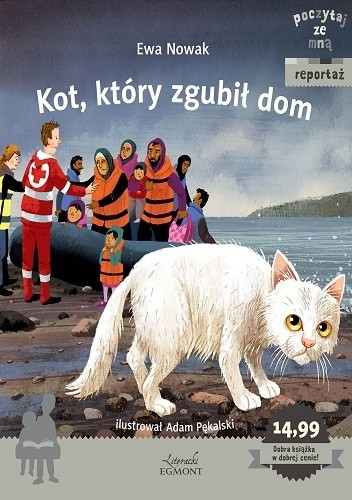 Okładka książki Kot, który zgubił dom