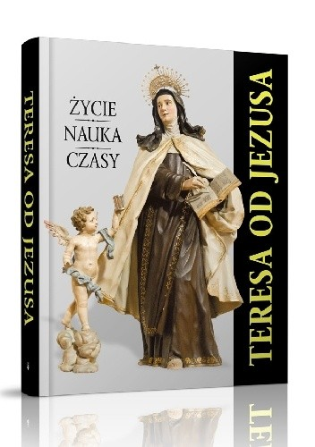 Okładka książki Album Teresa od Jezusa