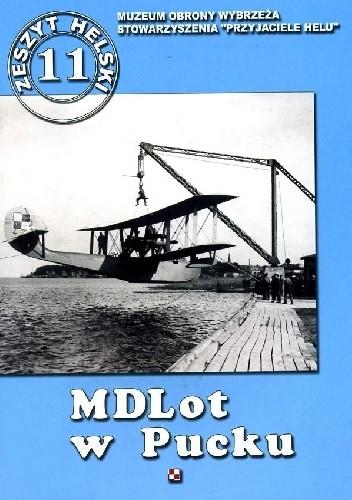 Okładka książki Morski Dywizjon Lotniczy w Pucku