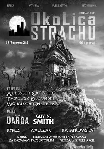 Okładka książki OkoLica Strachu nr 2/2016