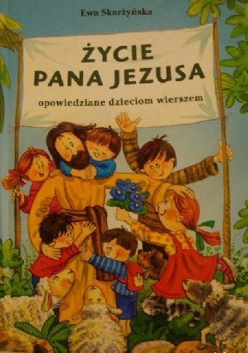 Okładka książki Życie Pana Jezusa