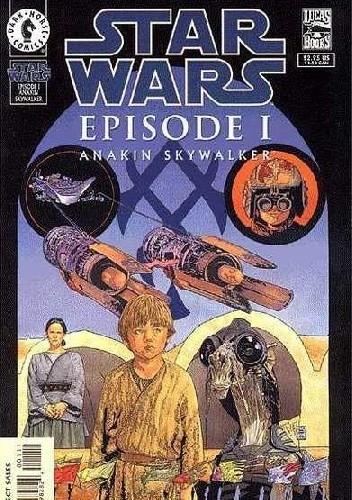 Okładka książki Star Wars: Anakin Skywalker