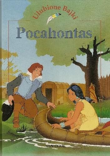 Okładka książki Pocahontas