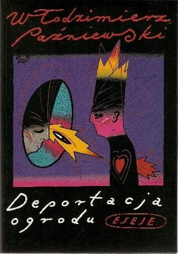 Okładka książki Deportacja ogrodu