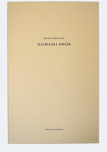 Okładka książki NIEBIESKI DWÓR