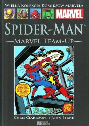 Okładka książki Spider-Man: Marvel Team-Up